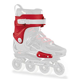 Rollerblade Twister Custom Kit 2017, Red, 256