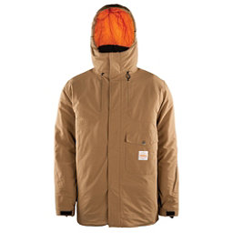 ThirtyTwo Holcomb Mens Insulated Snowboard Jacket, Clove, 256