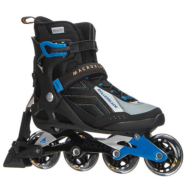 Rollerblade Macroblade 80 ABT Inline Skates 2017, Blue-Black, 600