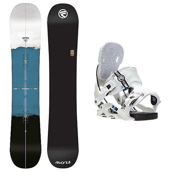 Flow Rush Nexus Snowboard and Binding Package, , 600