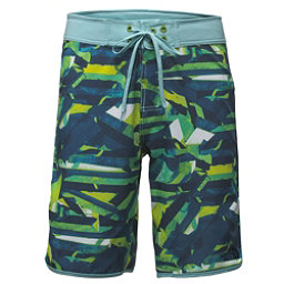 The North Face Whitecap 10 Inch Mens Board Shorts (Previous Season), Urban Navy Boardwalk Print, 256