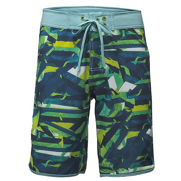 The North Face Whitecap 10 Inch Mens Board Shorts (Previous Season), Urban Navy Boardwalk Print, 600