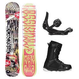 Rossignol RocknRolla AmpTek ST-1 Complete Snowboard Package, , 256