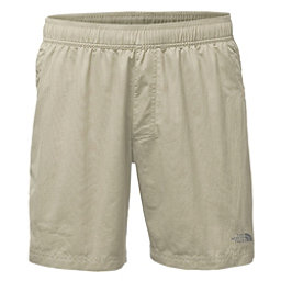 The North Face Guide Pull-On Trunk Mens Board Shorts (Previous Season), Granite Bluff Tan, 256