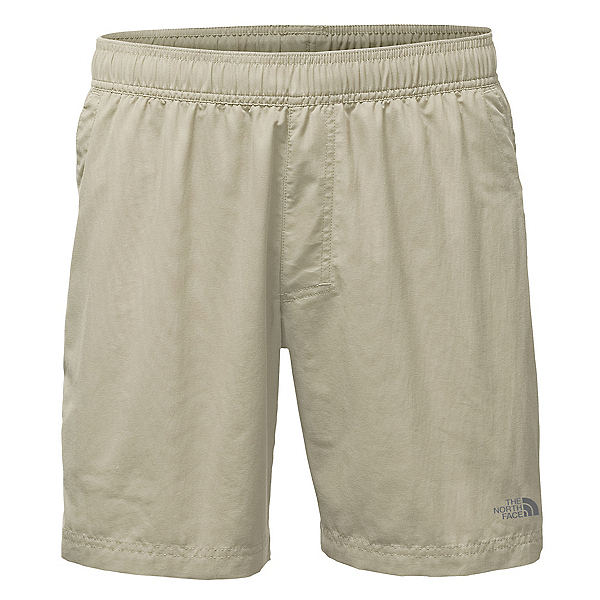 The North Face Guide Pull-On Trunk Mens Board Shorts (Previous Season), Granite Bluff Tan, 600