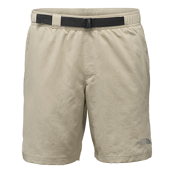 The North Face Belted Guide Trunk Mens Board Shorts (Previous Season), Granite Bluff Tan, 600