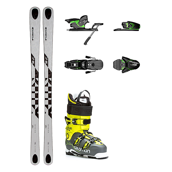 Kastle BMX 78 Quest Pro 130 Ski Package, , 600