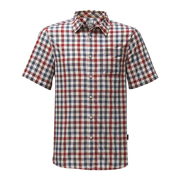 The North Face Short Sleeve Getaway Mens Shirt (Previous Season), , 600