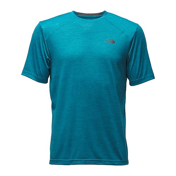 The North Face Short Sleeve Longline FlashDry Crew Mens T-Shirt (Previous Season), , 600