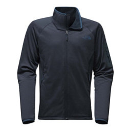 The North Face Borod Full Zip Mens Fleece Mens Jacket, Urban Navy-Urban Navy, 256