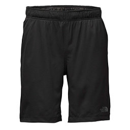 The North Face Versitas Dual Mens Shorts (Previous Season), TNF Black-Asphalt Grey, 256
