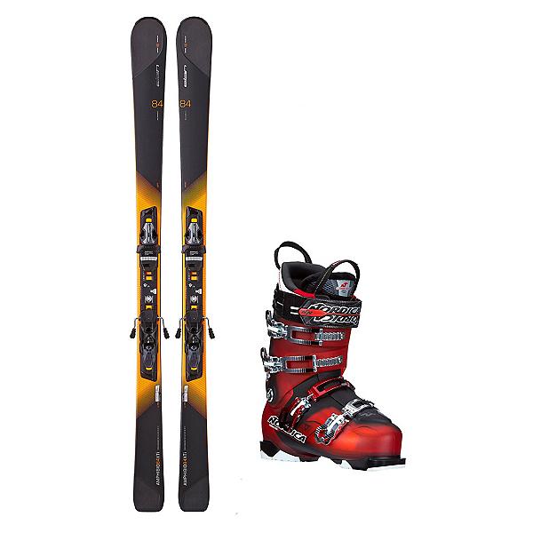 Elan Amphibio 84 XTi NRGy Pro 3 Ski Package, , 600