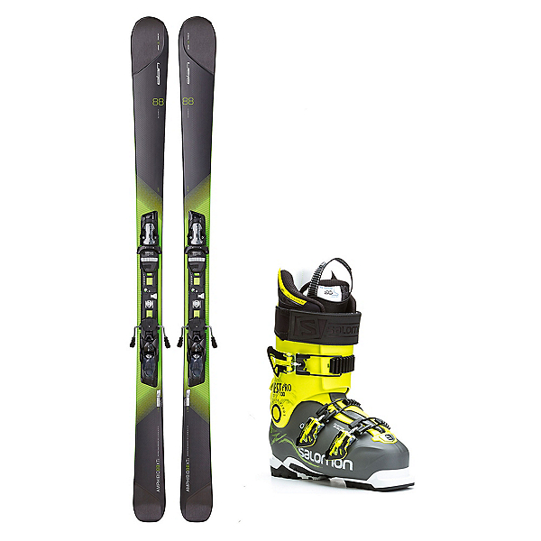 Elan Amphibio 88 XTi Quest Pro 130 Ski Package, , 600