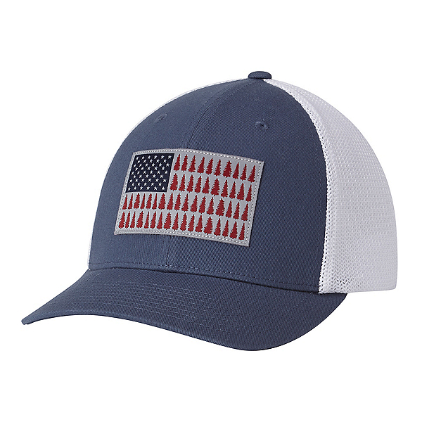 Columbia Mesh Hat, Whale-Tree Patch, 600