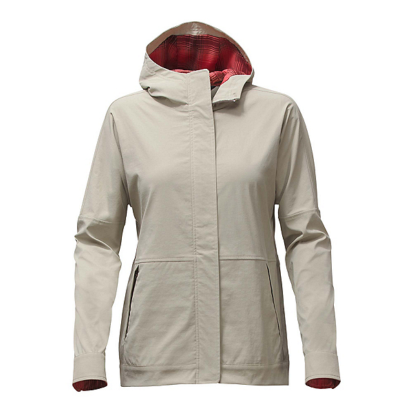 The North Face Ultimate Travel Womens Jacket (Previous Season), Granite Bluff Tan, 600