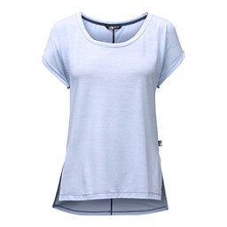 The North Face EZ Dolman Womens T-Shirt (Previous Season), Chambray Blue Melange, 256
