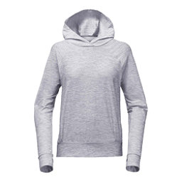The North Face Motivation Classic Womens Hoodie (Previous Season), TNF Light Grey Heather, 256