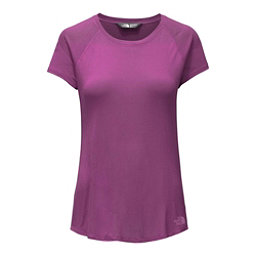 The North Face Versitas Short Sleeve Womens T-Shirt (Previous Season), Wood Violet, 256
