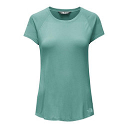 The North Face Versitas Short Sleeve Womens T-Shirt (Previous Season), Agate Green, 256