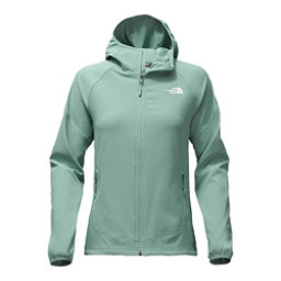 The North Face Nimble Womens Hoodie (Previous Season), Trellis Green, 256