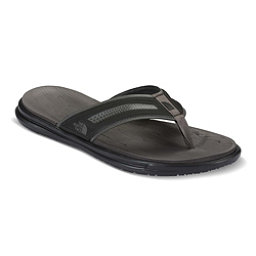 The North Face Base Camp XtraFoam Mens Flip Flops (Previous Season), TNF Black-Dark Shadow Grey, 256