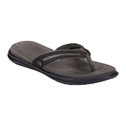 The North Face Base Camp XtraFoam Womens Flip Flops (Previous Season), TNF Black-Dark Gull Grey, 256