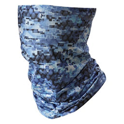 Columbia Freezer ZERO Neck Gaiter, Vivid Blue Digi Scale, 256