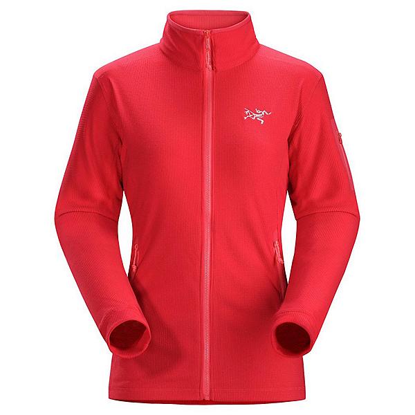 Arc'teryx Delta LT Womens Jacket, Flamenco, 600