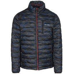 Gyde Calor Heated Mens Jacket, Tonal Camo, 256