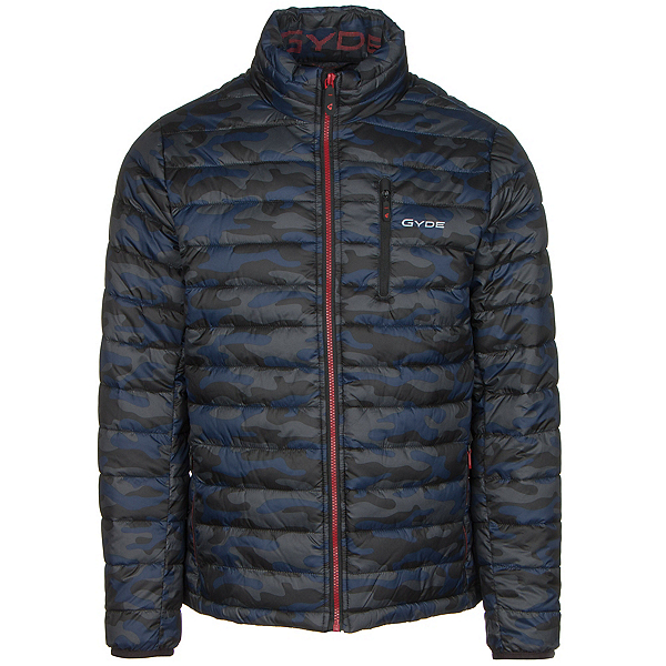 Gyde Calor Heated Mens Jacket, Tonal Camo, 600