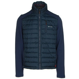 Gyde Hybrid Heated Mens Jacket, Navy, 256