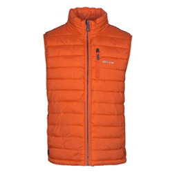 Gyde Calor Heated Mens Vest, Orange, 256