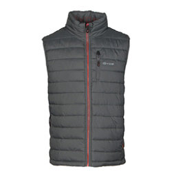 Gyde Calor Heated Mens Vest, Grey, 256