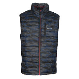 Gyde Calor Heated Mens Vest, Tonal Camo, 256