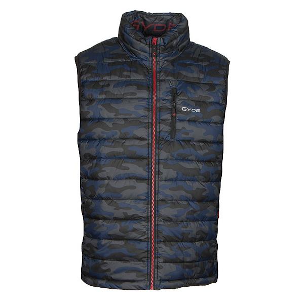 Gyde Calor Heated Mens Vest, Tonal Camo, 600