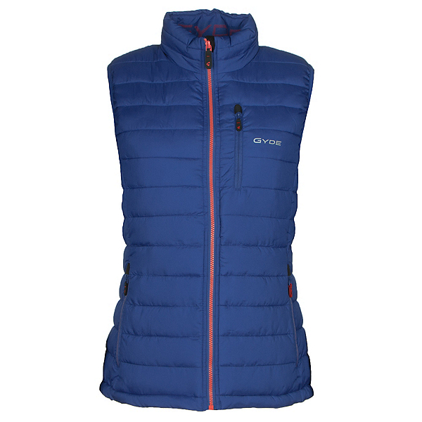 Gyde Calor Heated Womens Vest, Blue, 600