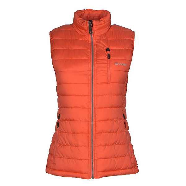 Gyde Calor Heated Womens Vest, Coral, 600