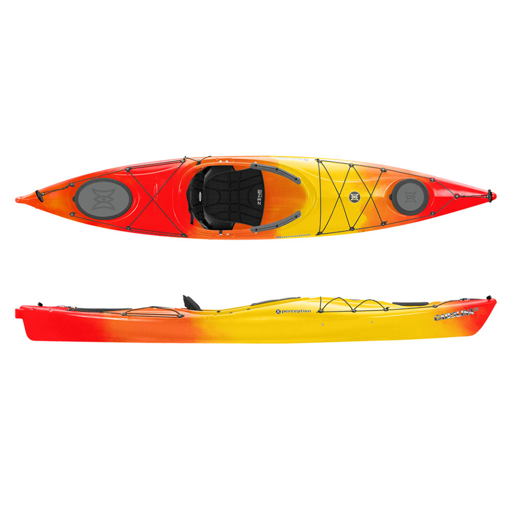 Perception Carolina 12.0 Kayak im test