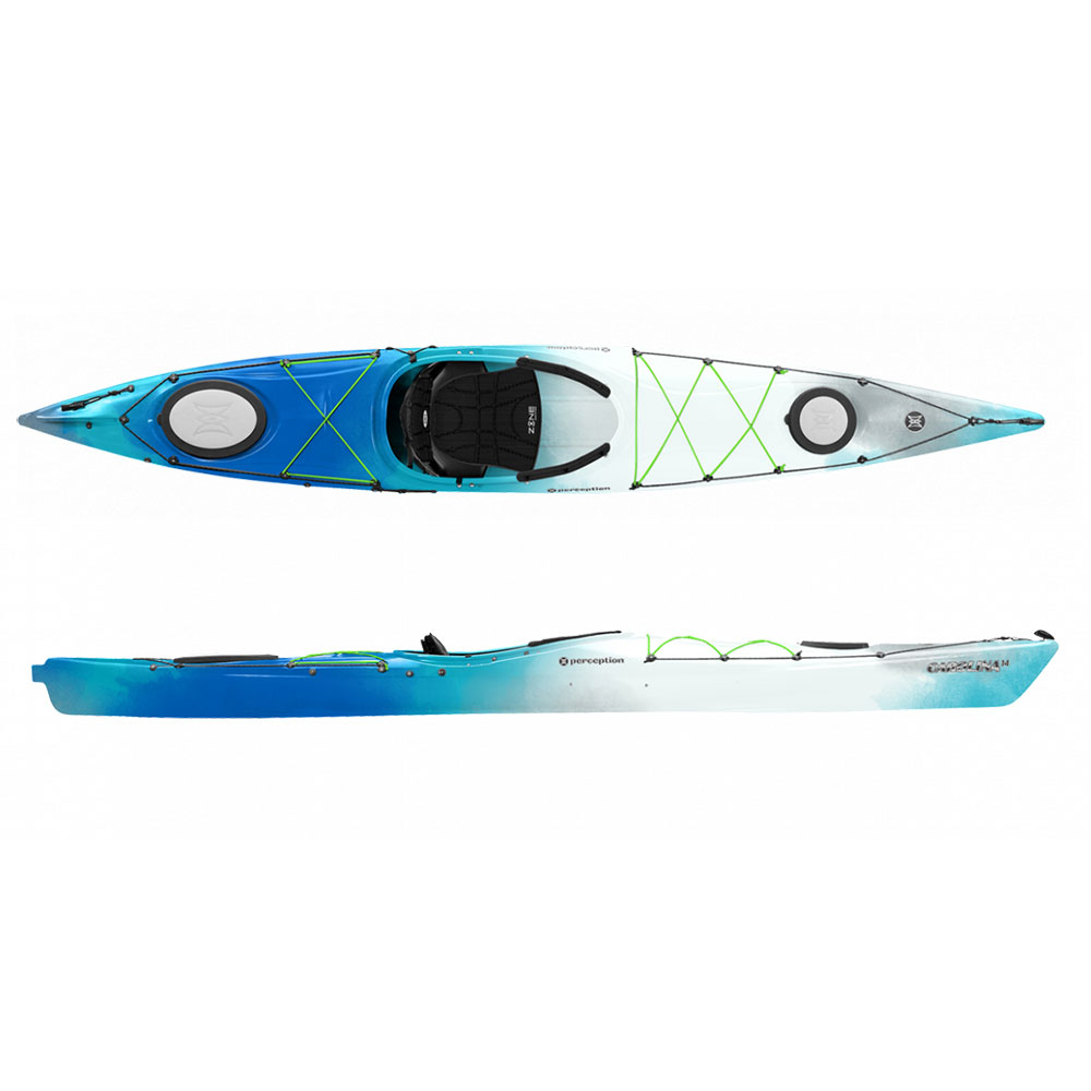 Perception Carolina 14.0 Kayak im test