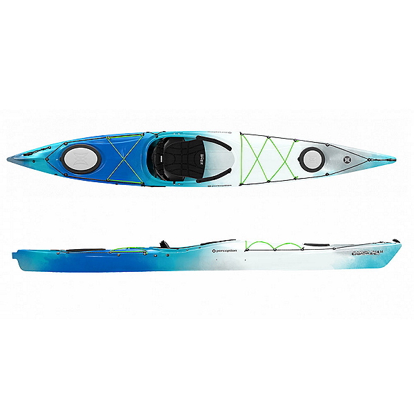 Perception Carolina 14.0 Kayak, Sea Spray, 600