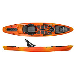 Wilderness Systems A.T.A.K. 140 Kayak 2017, Mango, 256