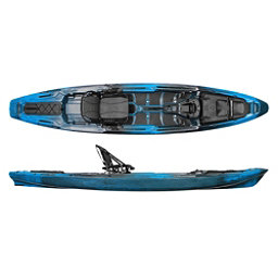 Wilderness Systems A.T.A.K. 140 Kayak, Midnight, 256