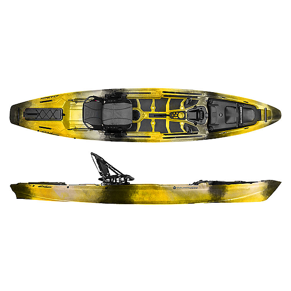 Wilderness Systems A.T.A.K. 140 Kayak, , 600