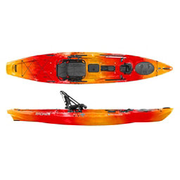 Wilderness Systems Radar 135 Kayak 2017, Mango, 256