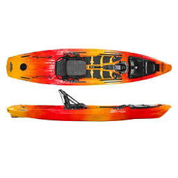 Wilderness Systems A.T.A.K. 120 Kayak 2018, Mango, 256