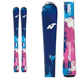 Nordica Little Belle Girls Skis, , 256