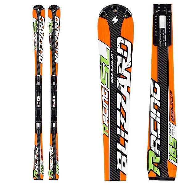 Blizzard SL Race Full Suspension Race Skis, , 600