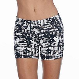 Body Glove Get Shorty Womens Hybrid Shorts, White, 256