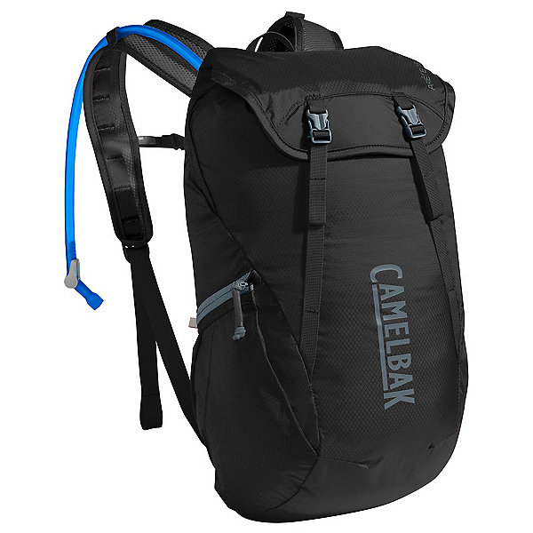 CamelBak Arete 18 Hydration Pack, Black-Slate Grey, 600