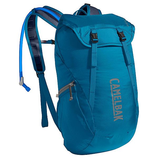 CamelBak Arete 18 Hydration Pack, Grecian Blue-Navy Blazer, 600